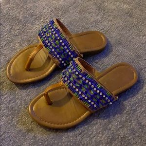 Madeline Stuart women sandals